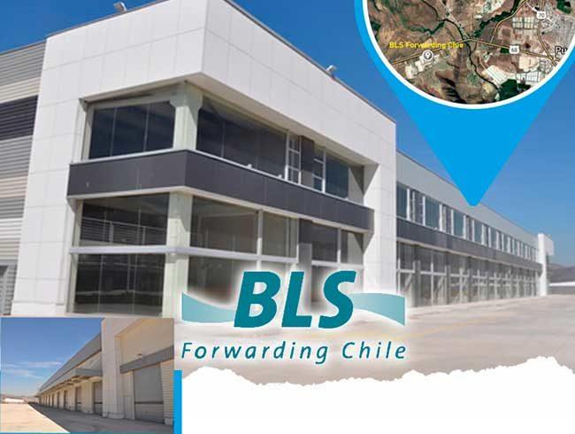Our new location in Santiago de Chile